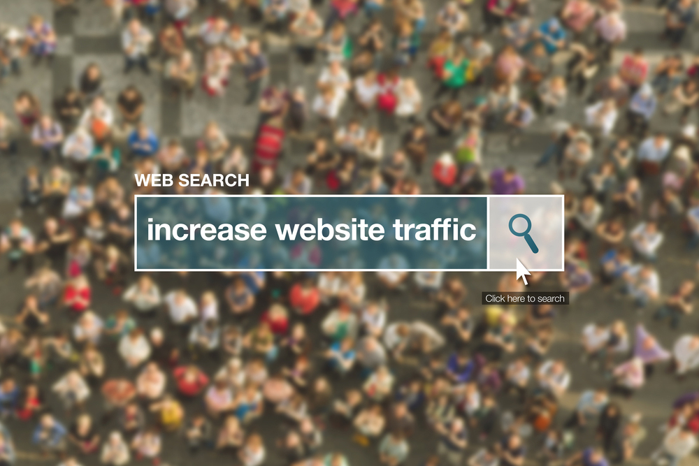 Increase Your Website Traffic Using Social Media
